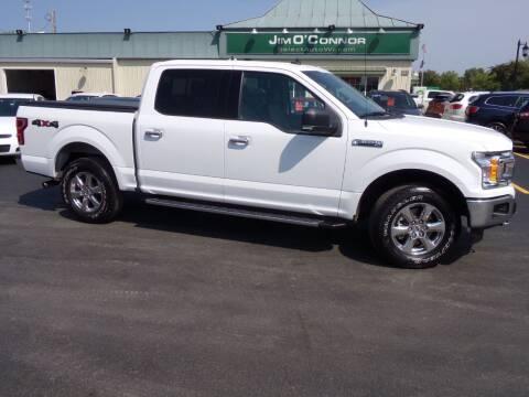 2020 Ford F-150 for sale at Jim O'Connor Select Auto in Oconomowoc WI