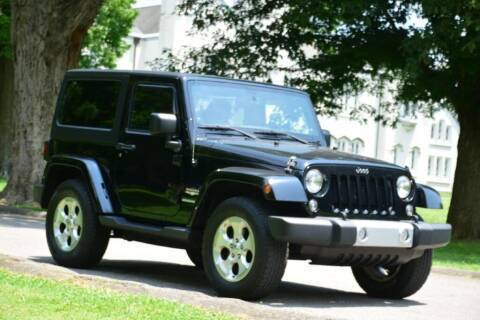 2014 Jeep Wrangler for sale at Digital Auto in Lexington KY