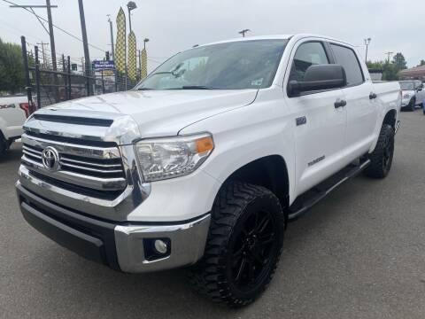 2016 Toyota Tundra for sale at Salem Motorsports in Salem OR