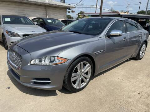 2012 Jaguar XJL for sale at Pary's Auto Sales in Garland TX