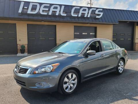 2008 Honda Accord for sale at I-Deal Cars in Harrisburg PA