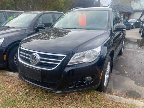 2009 Volkswagen Tiguan for sale at United Auto Service in Leominster MA