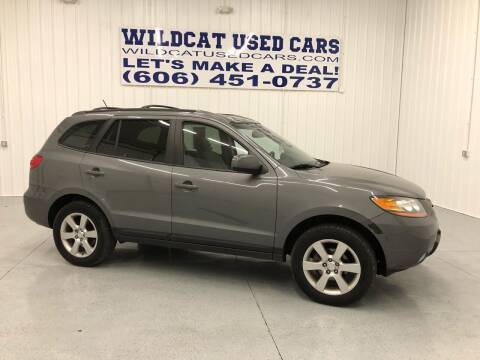 2009 Hyundai Santa Fe for sale at Wildcat Used Cars in Somerset KY