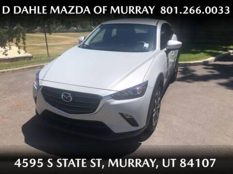 2019 Mazda CX-3 for sale at D DAHLE MAZDA OF MURRAY in Salt Lake City UT