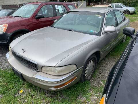 1997 Buick Park Avenue for sale at Trocci's Auto Sales in West Pittsburg PA