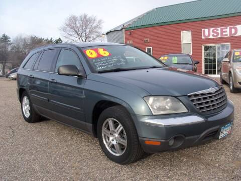 2006 Chrysler Pacifica for sale at Country Side Car Sales in Elk River MN