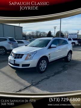 2011 Cadillac SRX for sale at Sapaugh Classic Joyride in Salem MO