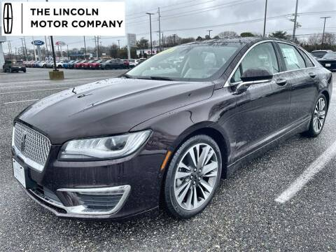 2020 Lincoln MKZ Hybrid for sale at Kindle Auto Plaza in Middle Township NJ
