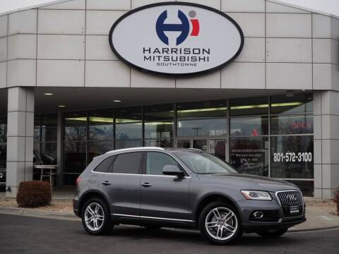 2017 Audi Q5 for sale at Harrison Imports in Sandy UT