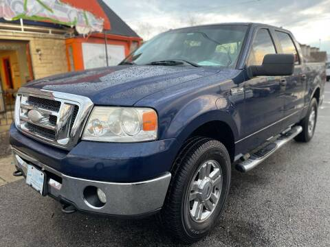 2007 Ford F-150 for sale at 5 STAR MOTORS 1 & 2 in Louisville KY