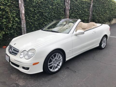2009 Mercedes-Benz CLK for sale at Elite Dealer Sales in Costa Mesa CA