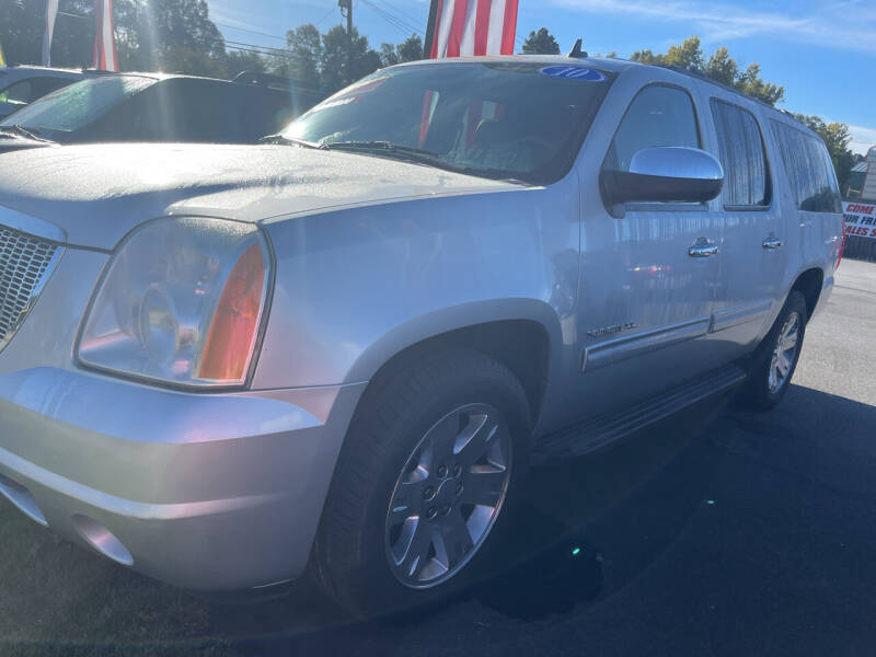 2010 GMC Yukon XL for sale at Cars for Less in Phenix City AL