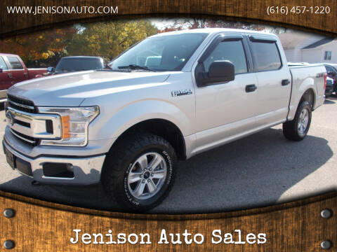 2018 Ford F-150 for sale at Jenison Auto Sales in Jenison MI