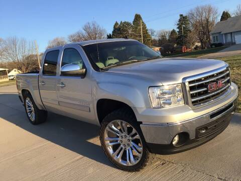 2013 GMC Sierra 1500 for sale at Bam Motors in Dallas Center IA