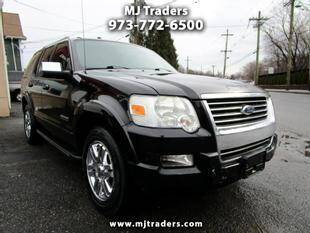 2007 Ford Explorer for sale at M J Traders Ltd. in Garfield NJ