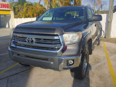 2014 Toyota Tundra for sale at Autos by Tom in Largo FL