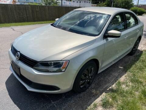 2011 Volkswagen Jetta for sale at Luxury Cars Xchange in Lockport IL