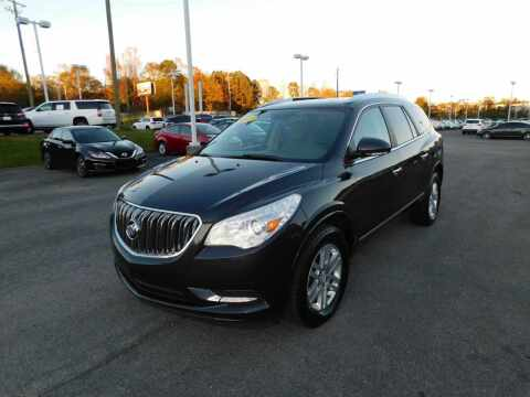 2015 Buick Enclave for sale at Paniagua Auto Mall in Dalton GA