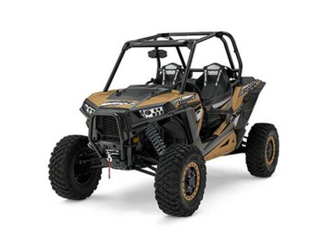 2017 Polaris RZR XP® 1000 EPS Gold Met for sale at Head Motor Company - Head Indian Motorcycle in Columbia MO