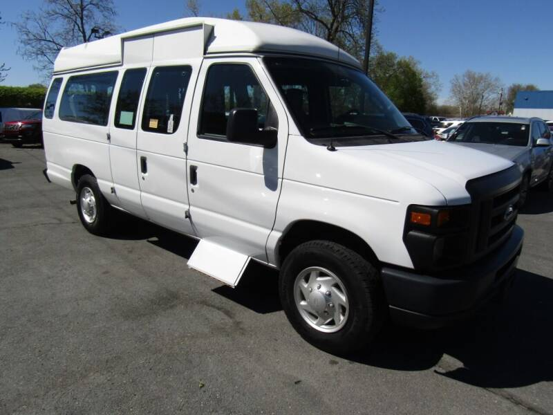 2013 Ford E-Series Cargo for sale at 2010 Auto Sales in Troy NY