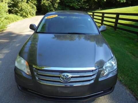 2007 Toyota Avalon for sale at Best Deal Auto Sales in Georgetown KY