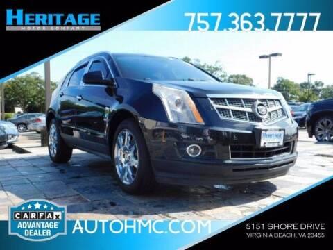 2011 Cadillac SRX for sale at Heritage Motor Company in Virginia Beach VA