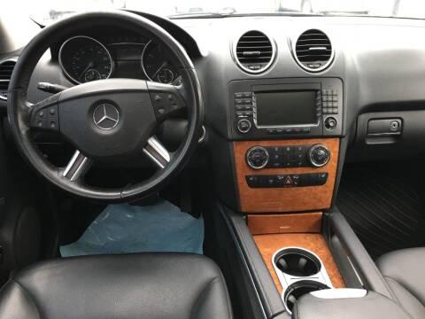 2007 Mercedes-Benz ML350