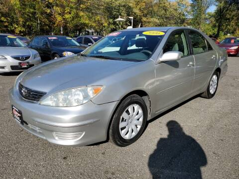 2006 Toyota Camry for sale at CENTRAL GROUP in Raritan NJ