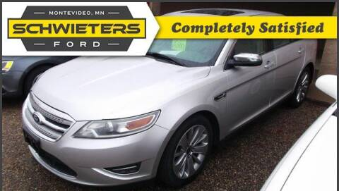 2010 Ford Taurus for sale at Schwieters Ford of Montevideo in Montevideo MN