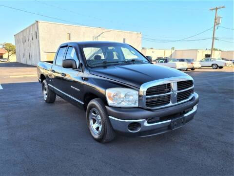 2007 Dodge Ram Pickup 1500 for sale at Image Auto Sales in Dallas TX