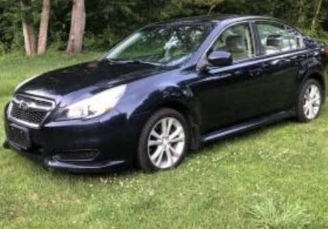 2013 Subaru Legacy for sale at Euro Motors of Stratford in Stratford CT