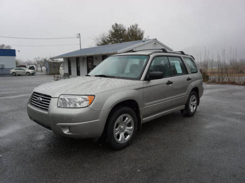 2007 Subaru Forester for sale at CHAPARRAL USED CARS in Piney Flats TN