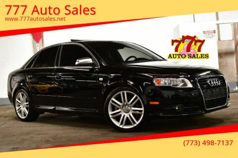 2007 Audi S4 for sale at 777 Auto Sales in Bedford Park IL