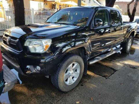2012 Toyota Tacoma for sale at Ournextcar/Ramirez Auto Sales in Downey CA