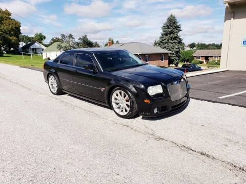 2007 Chrysler 300 for sale at Hackler & Son Used Cars in Red Lion PA