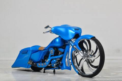 2007 Harley-Davidson FHX for sale at Motorcar Classics in Farmingdale NY