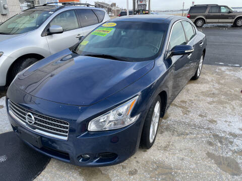 2010 Nissan Maxima for sale at Quincy Shore Automotive in Quincy MA