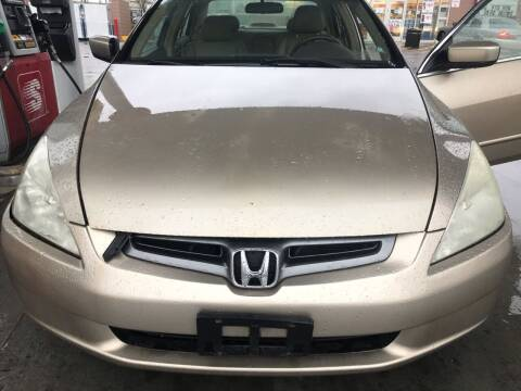 2005 Honda Accord for sale at Car Kings in Cincinnati OH