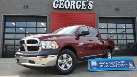 2018 RAM Ram Pickup 1500 for sale at George's Used Cars - Telegraph in Brownstown MI