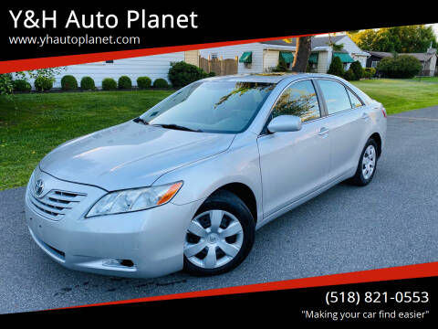 2009 Toyota Camry for sale at Y&H Auto Planet in West Sand Lake NY