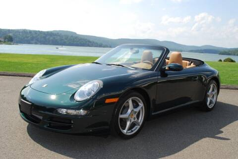 2006 Porsche 911 for sale at New Milford Motors in New Milford CT