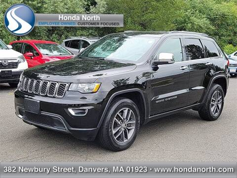 2018 Jeep Grand Cherokee for sale at 1 North Preowned in Danvers MA
