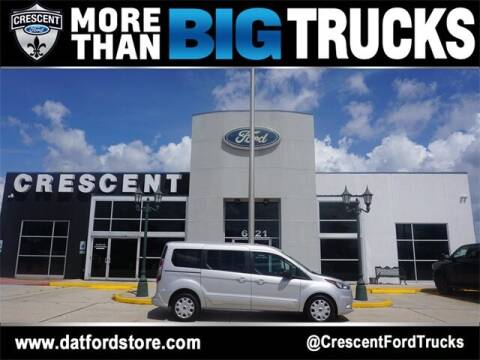 2020 Ford Transit Connect Wagon for sale at Crescent Ford in Harahan LA