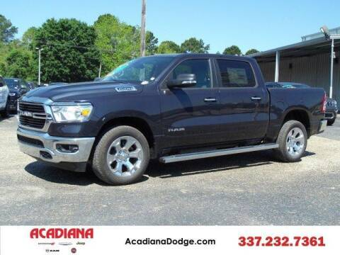 2019 RAM Ram Pickup 1500 for sale at ACADIANA DODGE CHRYSLER JEEP in Lafayette LA