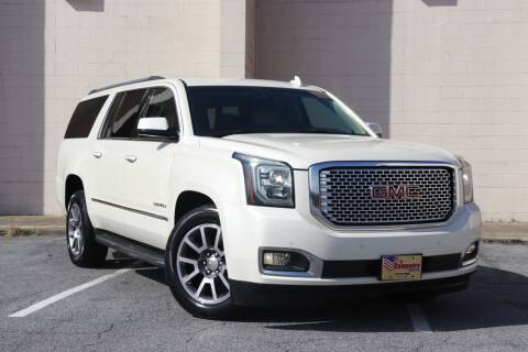2015 GMC Yukon XL for sale at El Compadre Trucks in Doraville GA