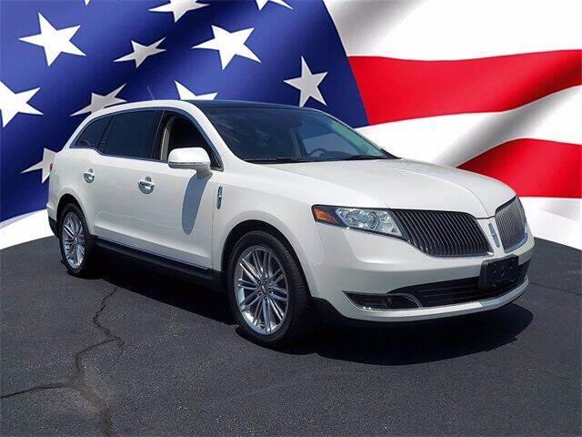 2016 Lincoln MKT for sale at Gentilini Motors in Woodbine NJ
