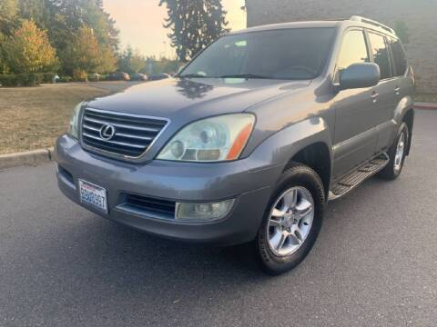 2007 Lexus GX 470 for sale at Washington Auto Loan House in Seattle WA