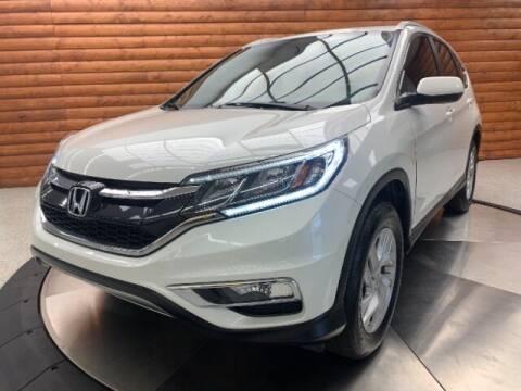 2015 Honda CR-V for sale at Dixie Motors in Fairfield OH