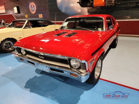 1969 Chevrolet Nova for sale at SelectClassicCars.com in Hiram GA