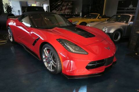 2019 Chevrolet Corvette for sale at OC Autosource in Costa Mesa CA